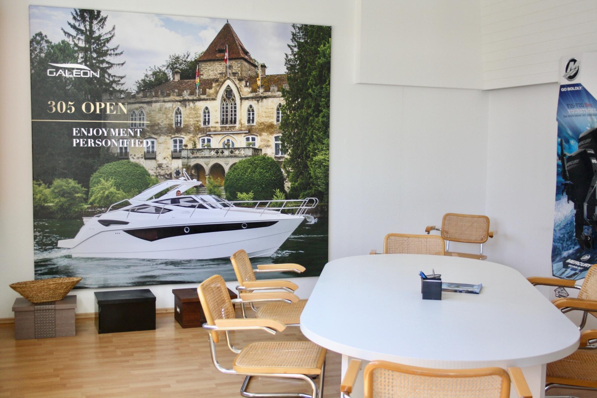 Meetingraum BootCenter Konstanz