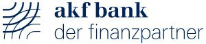 Logo akf bank der finanzpartner