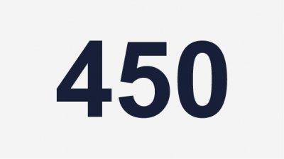450 Interessierte und Kunden besuchen uns pro Jahr