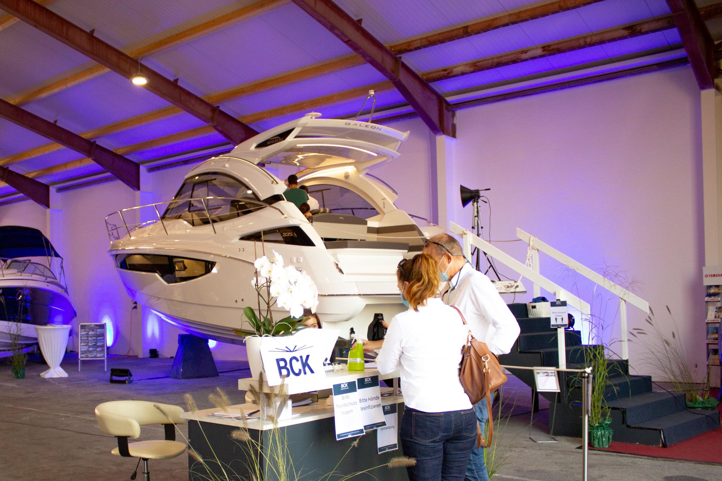 Hausmesse BootCenter Konstanz