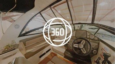Virtueller Rundgang Bayliner 855 Ciera