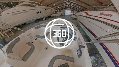 Virtueller Rundgang Bayliner E16