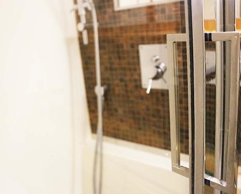 Badezimmer Masterkabine