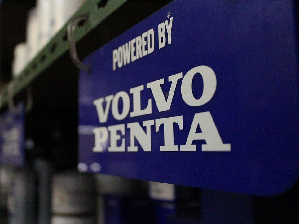 Vertragspartner Volvo Penta